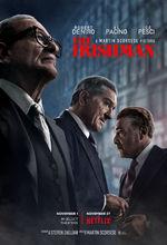 Plakat filmu Irlandczyk
