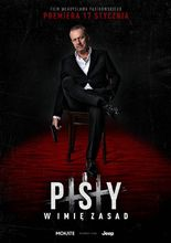 Movie poster Psy 3. W imię zasad