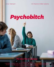 Plakat filmu Psychobitch