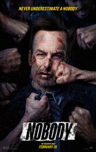 Movie poster Nikt