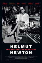 Movie poster Helmut Newton. Piękno i bestia