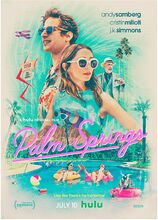 Movie poster Palm Springs