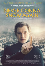 Plakat filmu Śniegu już nigdy nie będzie