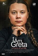 Plakat filmu Jestem Greta
